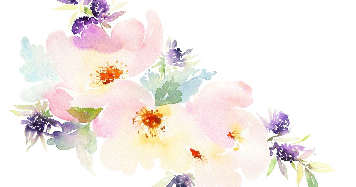メニュー用花